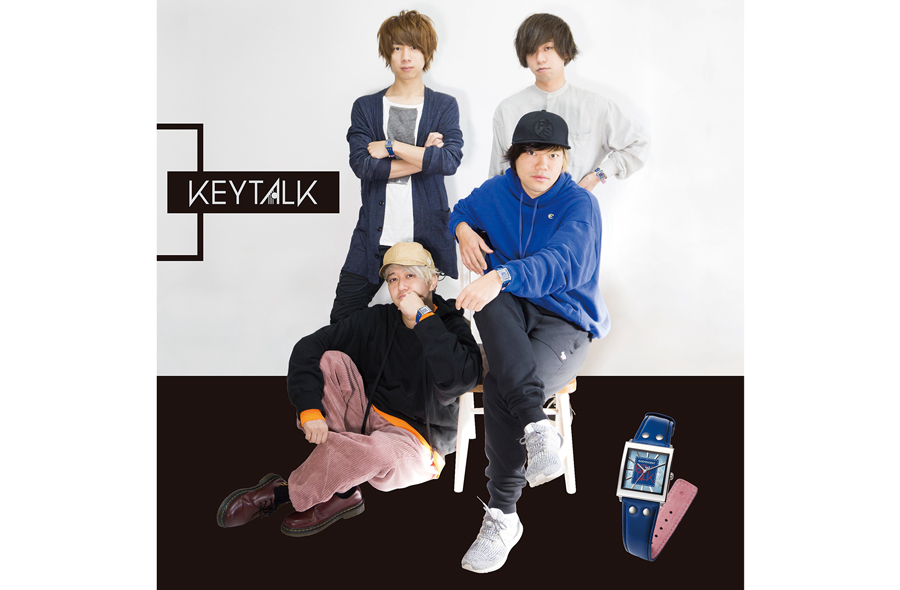 INDEPENDENT × KEYZTALK